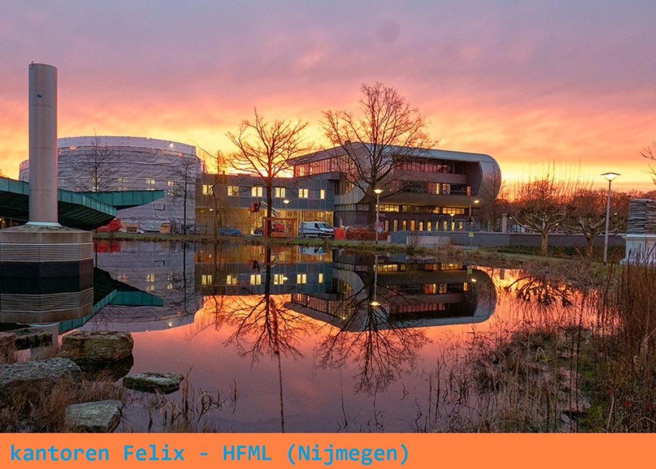 FELIX-HFML RUN - Nijmegen