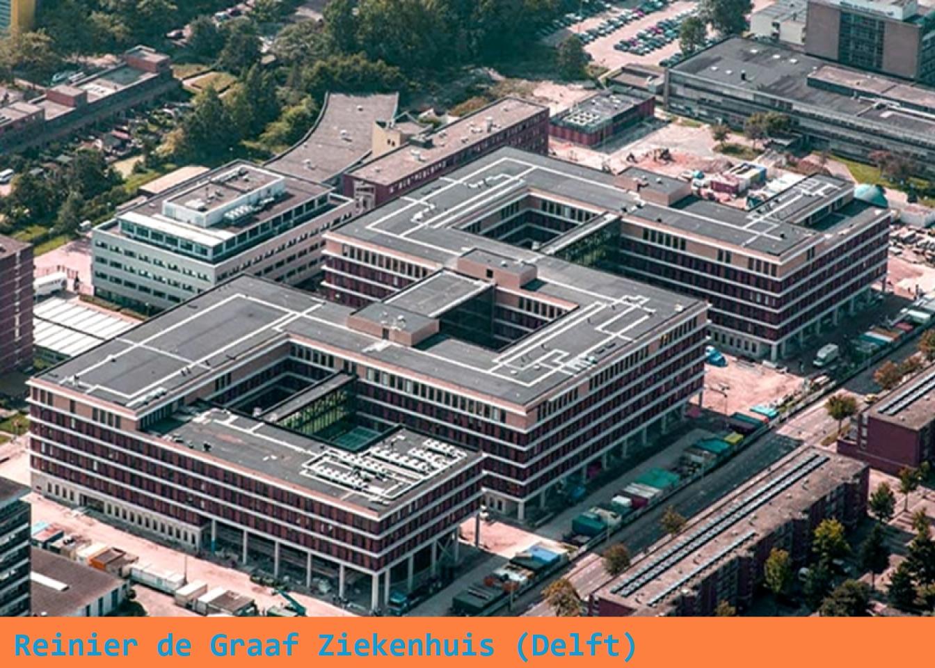 Reinier de Graaf Gasthuis - Delft