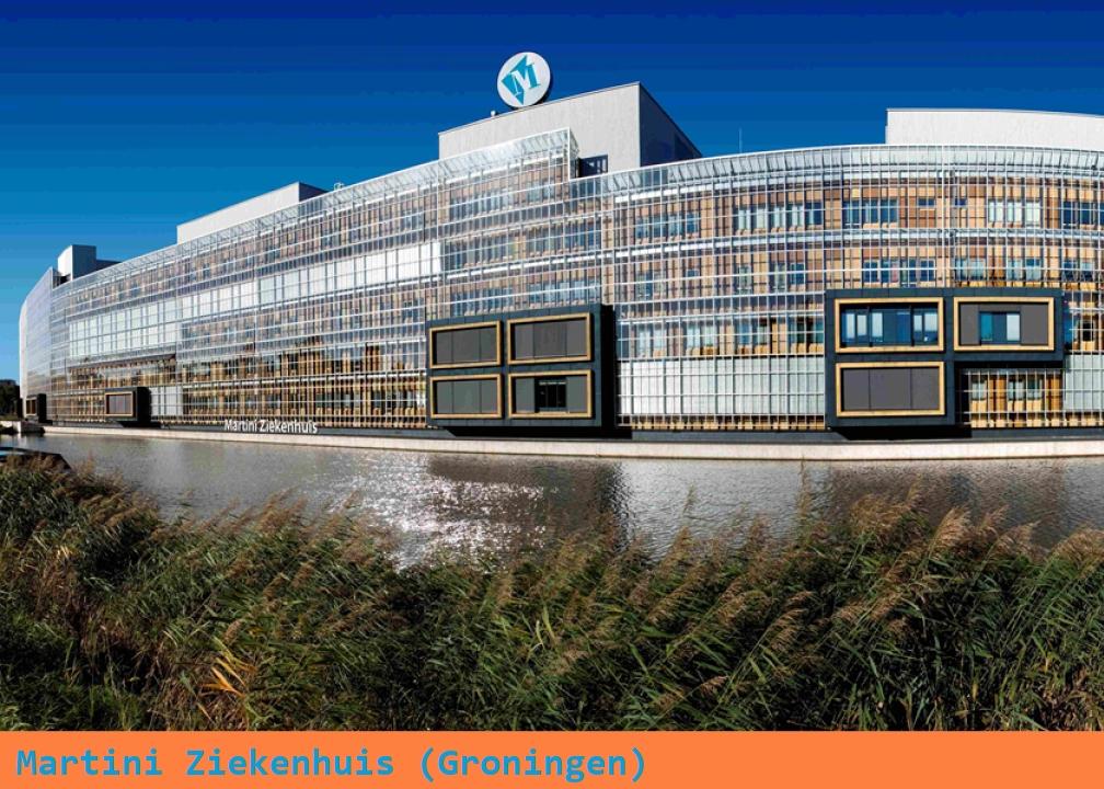 Martini ZIekenhuis - Groningen