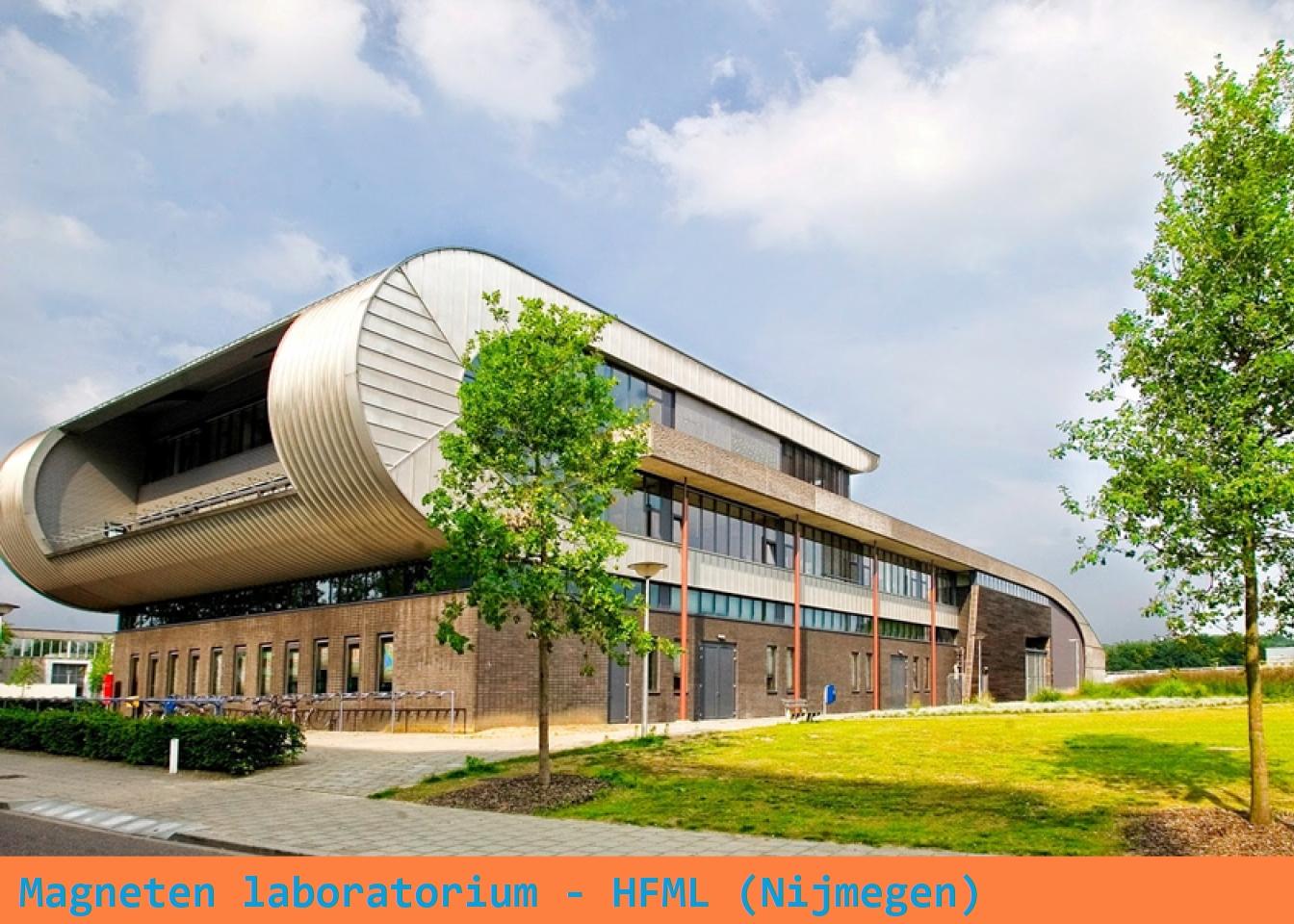 Magnetenlaboratorium HFML - RU Nijmegen