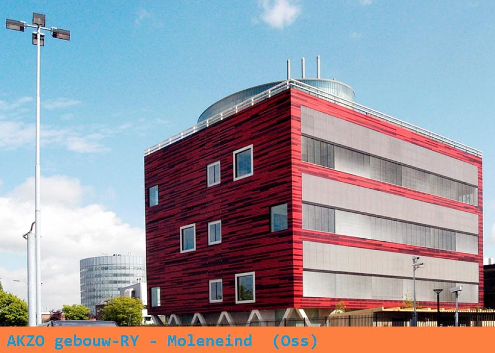 productiefaciliteit RY-gebouw (BioConnection) - Oss