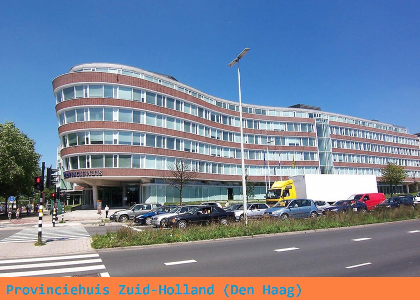 Provinciehuis Zuid-Holland - Den Haag